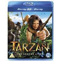 Tarzan [Blu-ray 3D + Blu-ray] [2014]